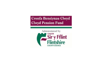 Clwyd pension fund logo