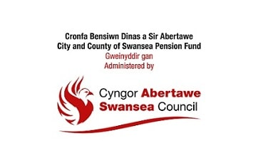 Swansea pension fund logo